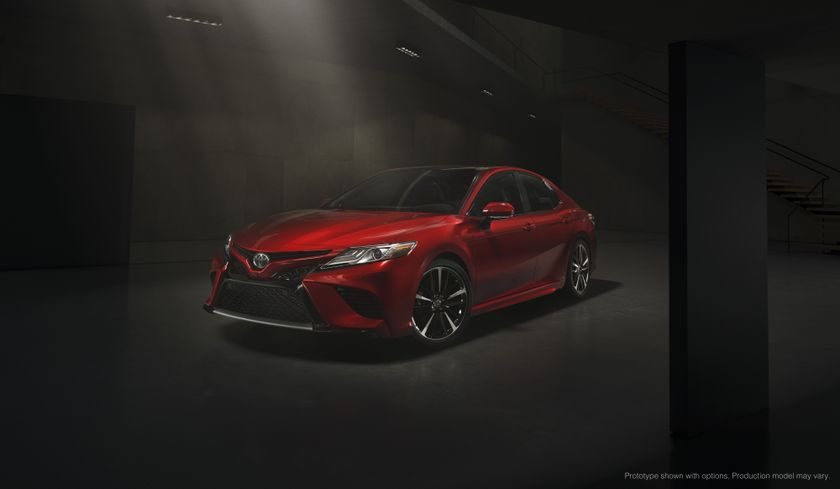 2018 Toyota Camry at Ken Shaw Toyota in Toronto Ontario