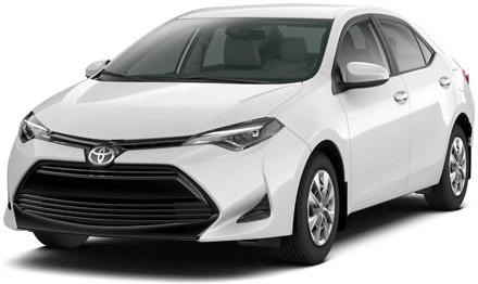 Toyota Canada 2017 Corolla Incentives in Toronto