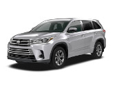 Toyota Canada Incentives for the new 2017 Toyota Highlander SUV and Highlander Hybrid in Toronto